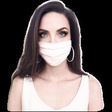 Stoffmasken ohne Motiv